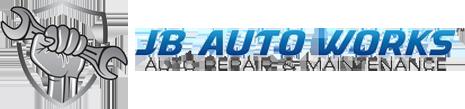 JB Auto Repair Logo
